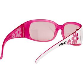 XLC Maui Brillenglas Kinderen, wit/roze